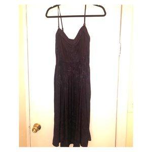 Anthropologie Jacquard Dress